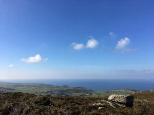 Big skies, Zennor Moor