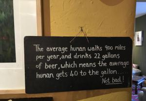 Philosophy at The Gurnard's Head