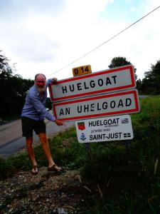 Twin towns - Huelgoat