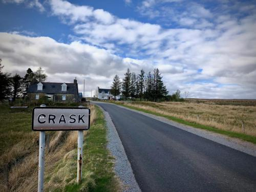 Crask, remote, but worth it.