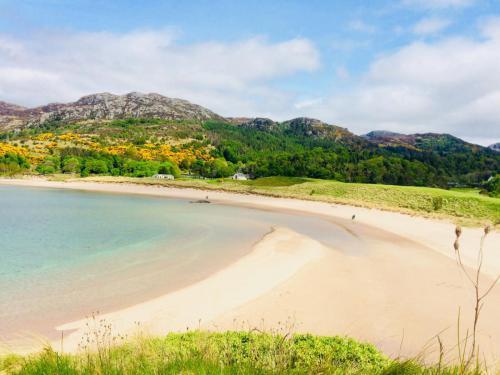 Gairloch Bay.