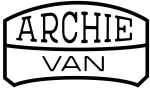 Archie's logo - thanks to Peter Holden and Paul Dobson.